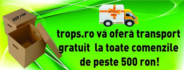 banner trops - transport gratuit